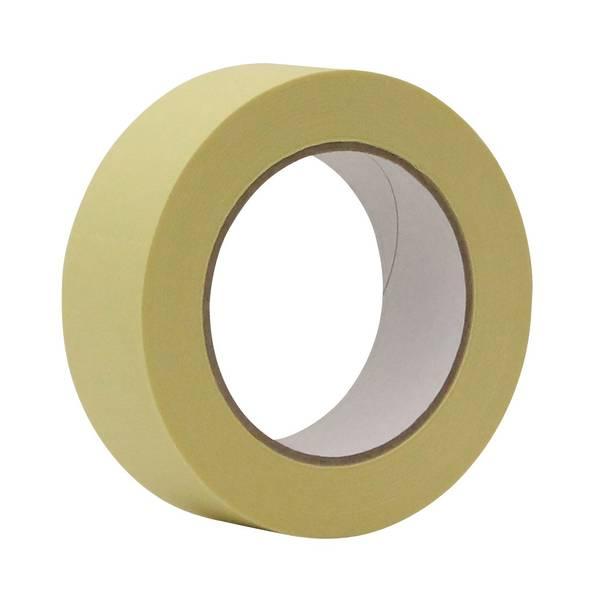 CLEANPRODUCTS Abdeckband-Klebeband 38 mm x 50 m, bis 110 Grad - 5 Stück – Bild 1