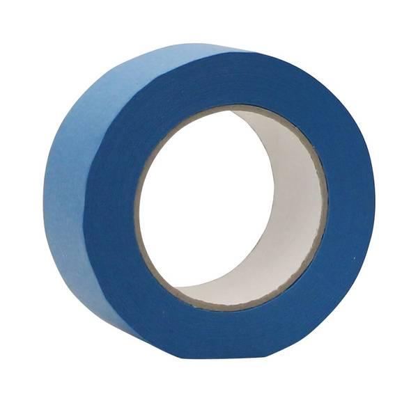 CLEANPRODUCTS UV-beständiges Abdeckband-Klebeband 50 mm x 50 m, bis 110 Grad - 5 Stück – Bild 1
