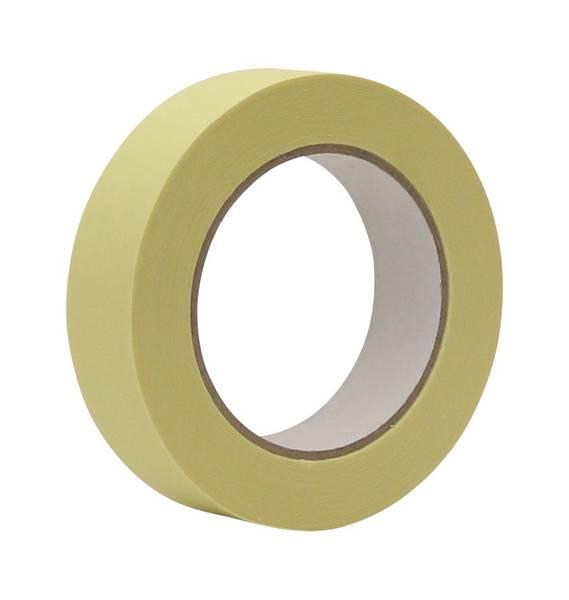 CLEANPRODUCTS Abdeckband-Klebeband 30 mm x 50 m, bis 110 Grad - 1 Stück