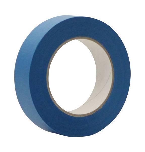 CLEANPRODUCTS UV-beständiges Abdeckband-Klebeband 30 mm x 50 m, bis 110 Grad - 1 Stück