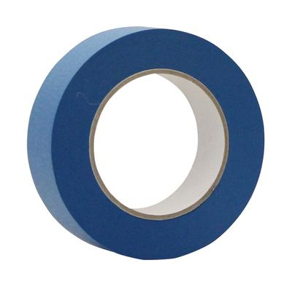 CLEANPRODUCTS UV-beständiges Abdeckband-Klebeband 38 mm x 50 m, bis 110 Grad - 1 Stück
