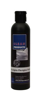 CLEANPRODUCTS Acrylglas-Plexiglas-Politur 200 ml – Bild 1