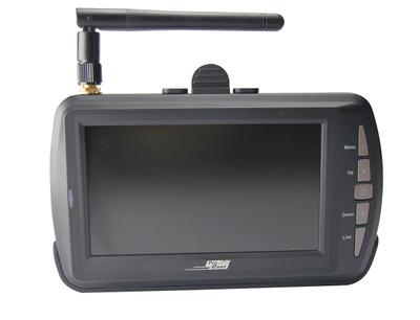 Kabelloses Rückfahrkamera-System DRC 4340 mit externer Antenne – Bild 1