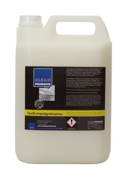 CLEANPRODUCTS Imprägnier-Spray - 5 Liter