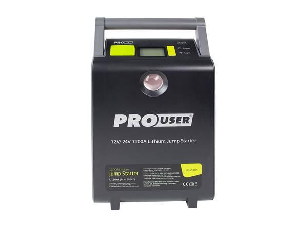 Mobile Starthilfe Lithium Power Pack LI1200A - Schnellstartsystem – Bild 6