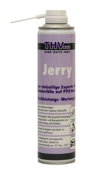 Jerry Hochleistungs-Wartungsöl mit PTFE - 6 Stück – Bild 1