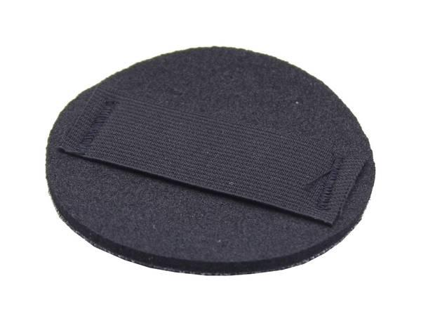 CLEANPRODUCTS Handstützteller 75 mm Hand-Polierteller elastisch - 1 Stück