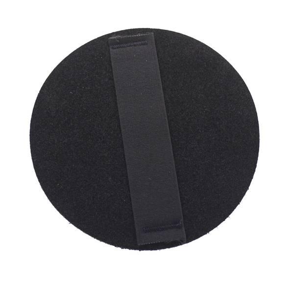 CLEANPRODUCTS Handstützteller 125 mm Hand-Polierteller elastisch - 1 Stück