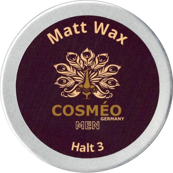 COSMÉO Matt Wax (Halt 3 - mittel fest) - 180 ml – Bild 1