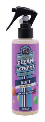 CLEANEXTREME Duft-Bubble Gum (Lufterfrischer) 200 ml – Bild 1