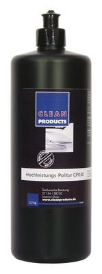 CLEANPRODUCTS POLITUR CP030 Super-CUT - 1,2 kg – Bild 1