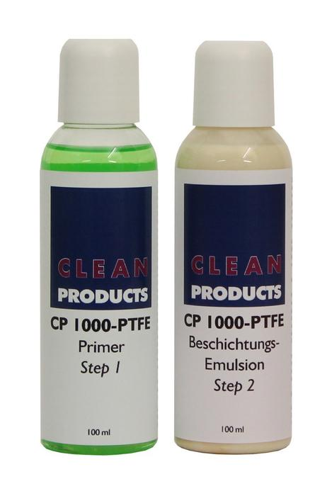 CLEANPRODUCTS CP1000 PTFE Lackversiegelungs-System