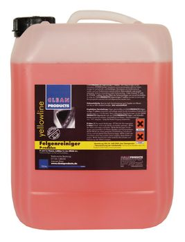 CLEANPRODUCTS Felgenreiniger P redblue - 10 kg – Bild 1
