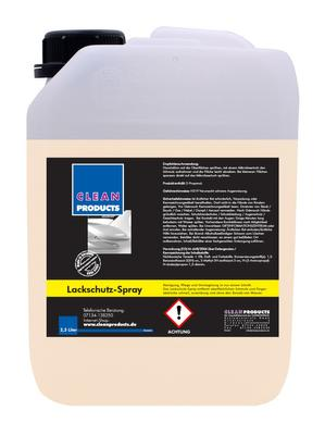 CLEANPRODUCTS Lackschutz-Spray (Detailer) - 2,3 Liter – Bild 1