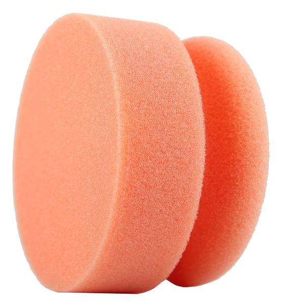 CLEANOFANT Polier-MAUS ORANGE-soft - 5 Stück – Bild 2