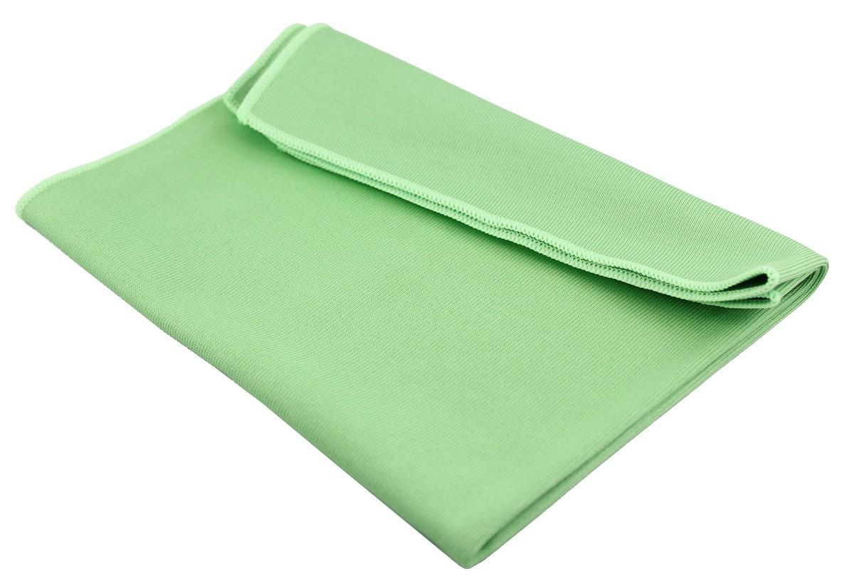 CLEANOFANT MICRO Finish Glas Tuch 1 Stück | CLEANOFANT Reiniger & Pflegemittel für Wohnwagen Wohnmobil Caravan