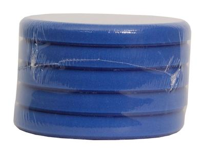 CLEANPRODUCTS Exzenter-Polierschwamm medium-retikuliert Blau 165 mm - 5 Stück – Bild 4
