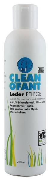 CLEANOFANT Leder-PFLEGE 200 ml – Bild 1