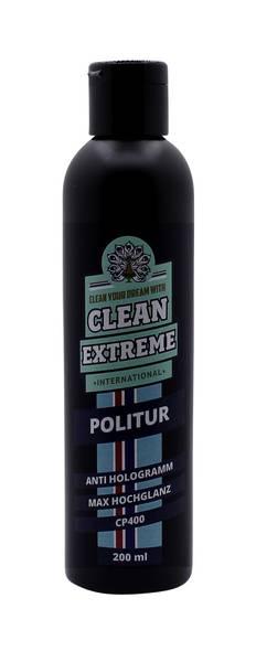 CLEANEXTREME Politur Anti-Hologramm max Hochglanz CP400 - 200 ml – Bild 1