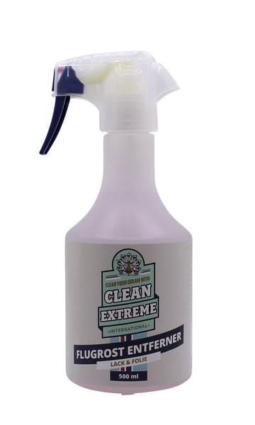 CLEANEXTREME Flugrost-Entferner Gel - Säurefrei - pH-neutral - 500 ml – Bild 1