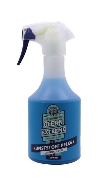 CLEANEXTREME Kunststoff-Pflege (außen) - 500 ml