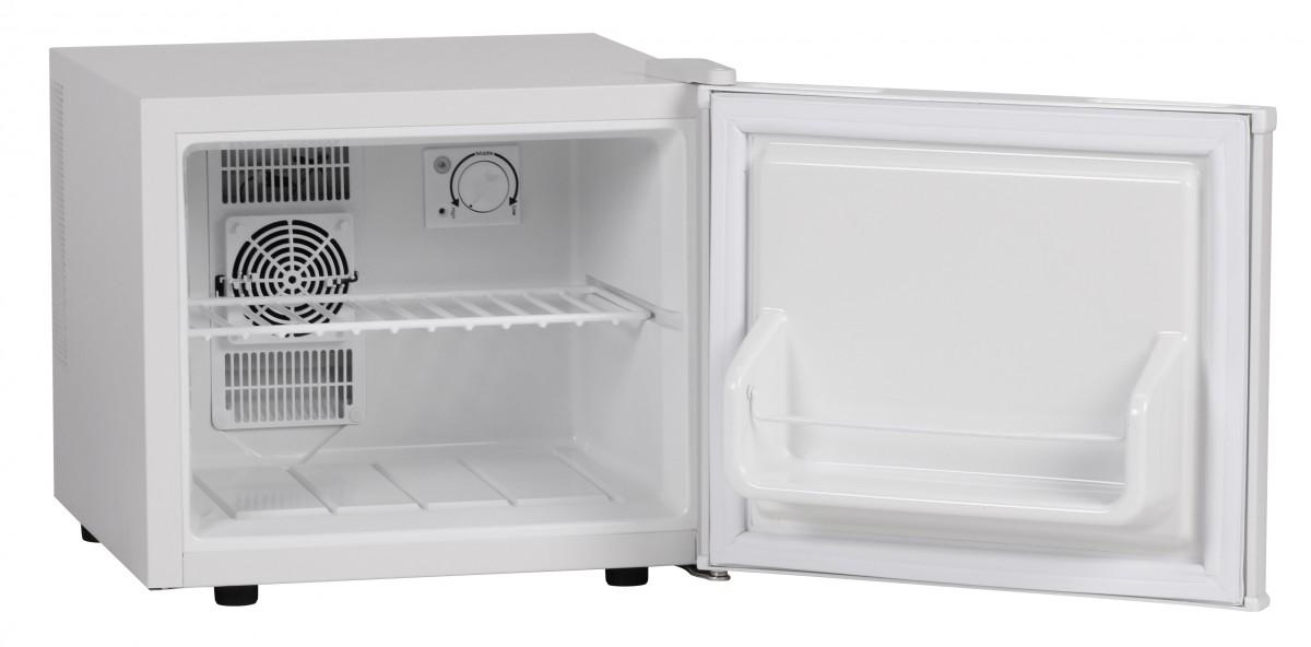 AMSTYLE Mini Kühlschrank 17l Getränkekühlschrank Minibar 5-15° Weiß ...