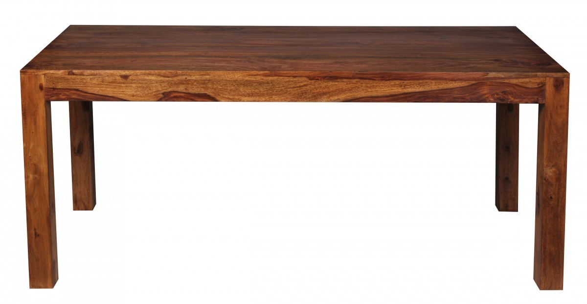 finebuy esstisch massiv 180 x 80cm massivholz k chentisch. Black Bedroom Furniture Sets. Home Design Ideas