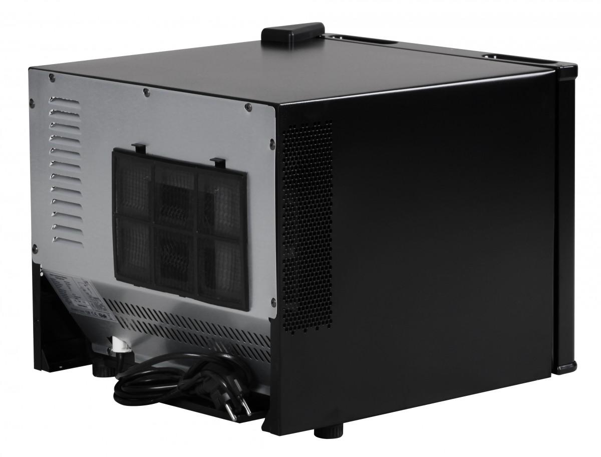 Kühlschrank Schwarz : Amstyle mini kühlschrank l getränkekühlschrank minibar