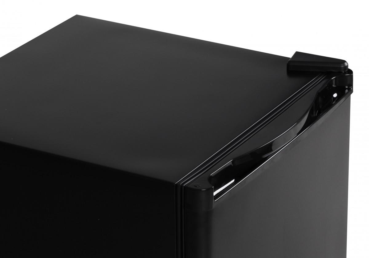 FineBuy Mini Kühlschrank 46 Liter / Minibar schwarz ...
