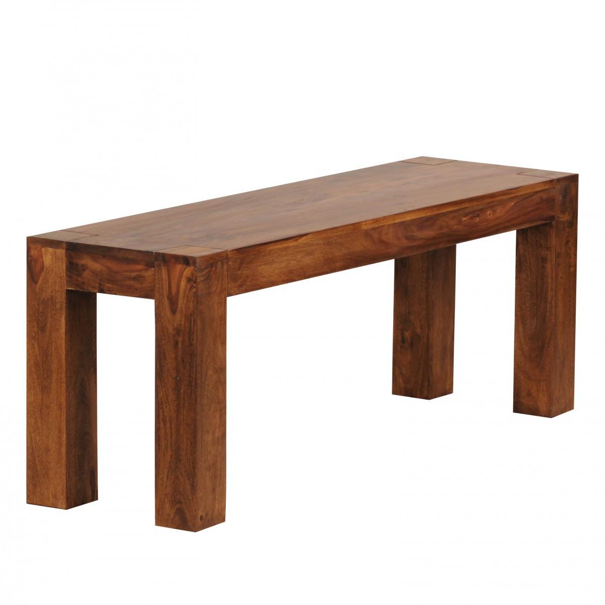 Sitzbank Aus Holz Offentlichen Raum
