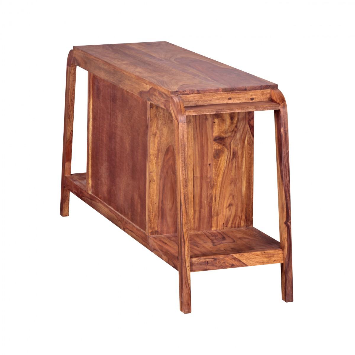 Wohnling Sideboard Boha Massivholz Sheesham Kommode 150cm Anrichte