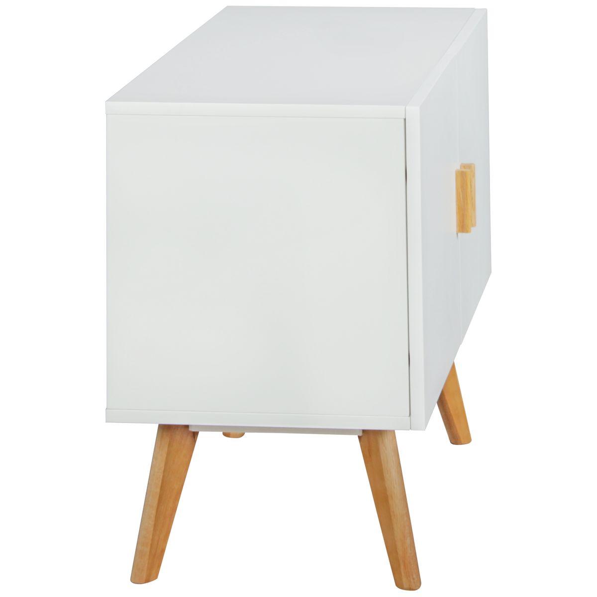Sideboard mdf scanio anrichte 90x40 cm flur kommode for Kommode 90 x 40