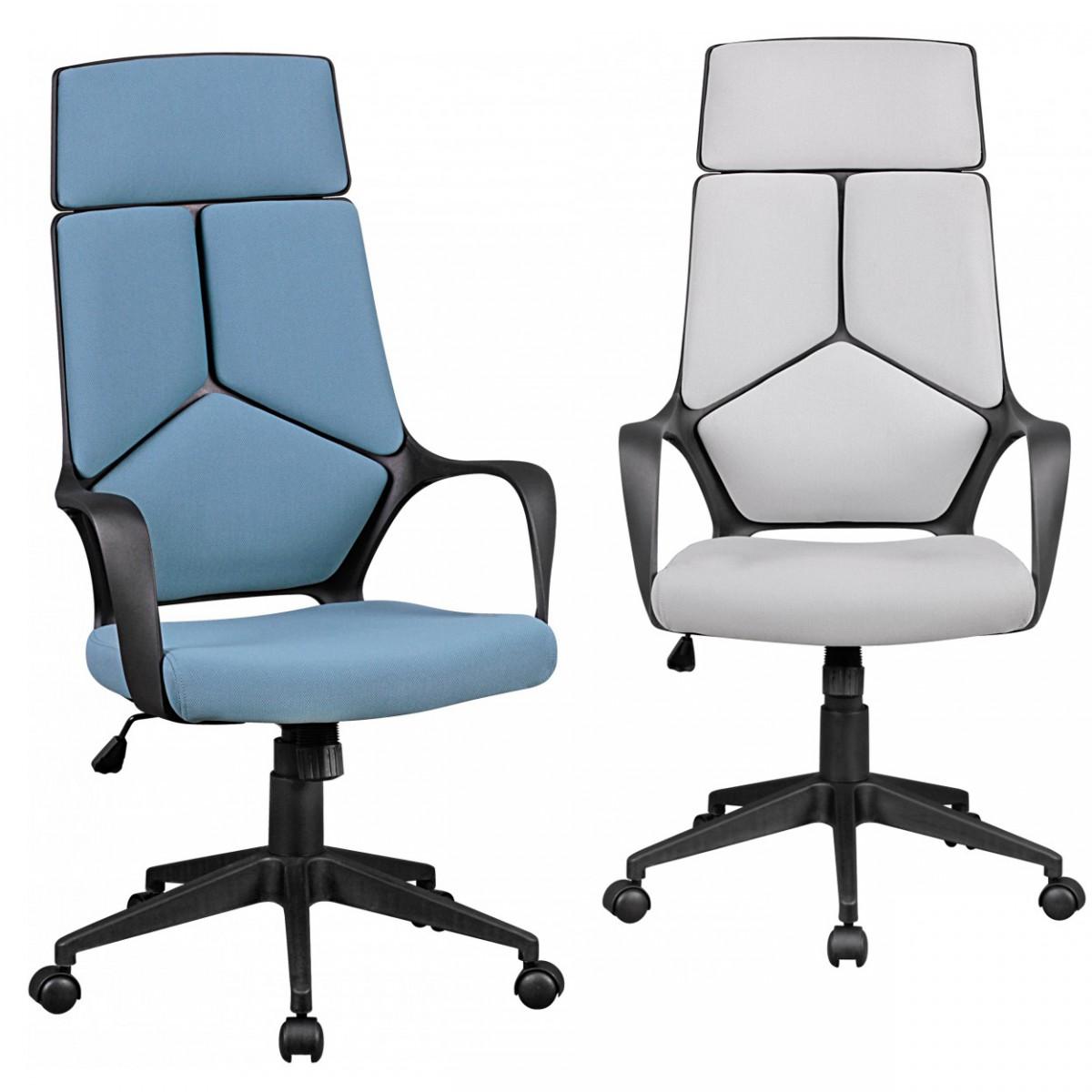 Finebuy b rostuhl techboy stoffbezug schreibtischstuhl for Schreibtischstuhl design