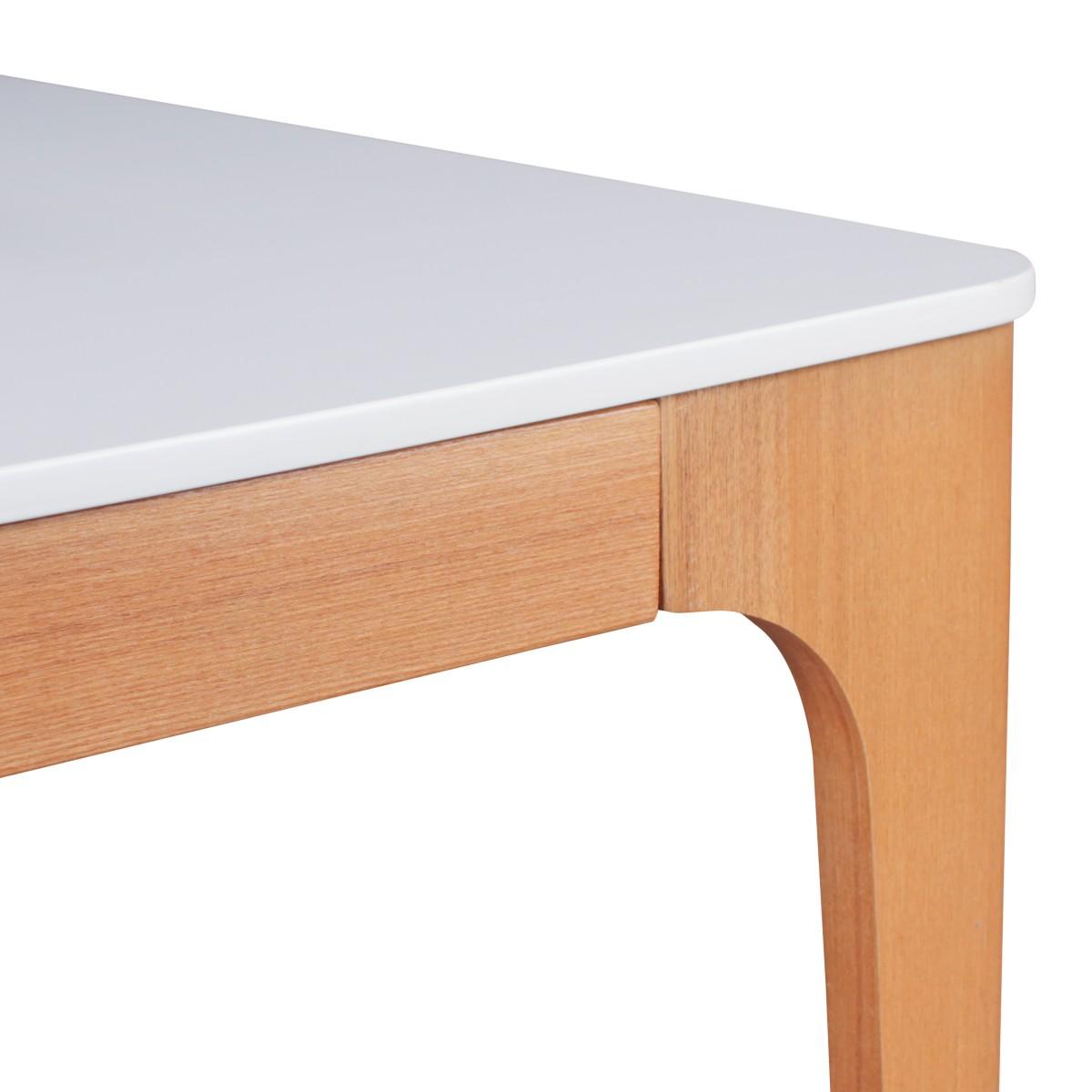 Finebuy esszimmertisch mdf holz esstisch mit tischplatte for Tischplatte design