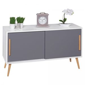 der sideboards regale online shop finebuy. Black Bedroom Furniture Sets. Home Design Ideas