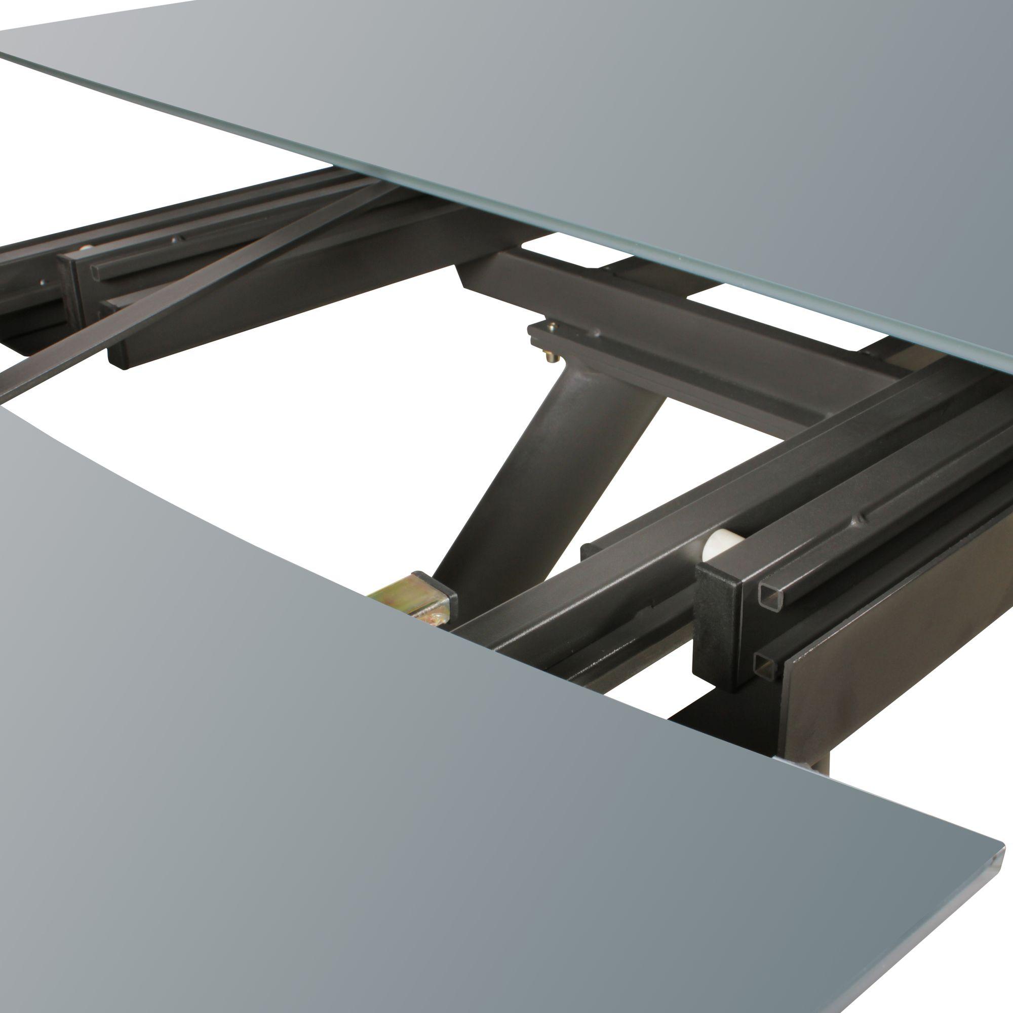 Küchentisch Ausziehbar: 240 Cm Ausziehbar Küchentisch Metall