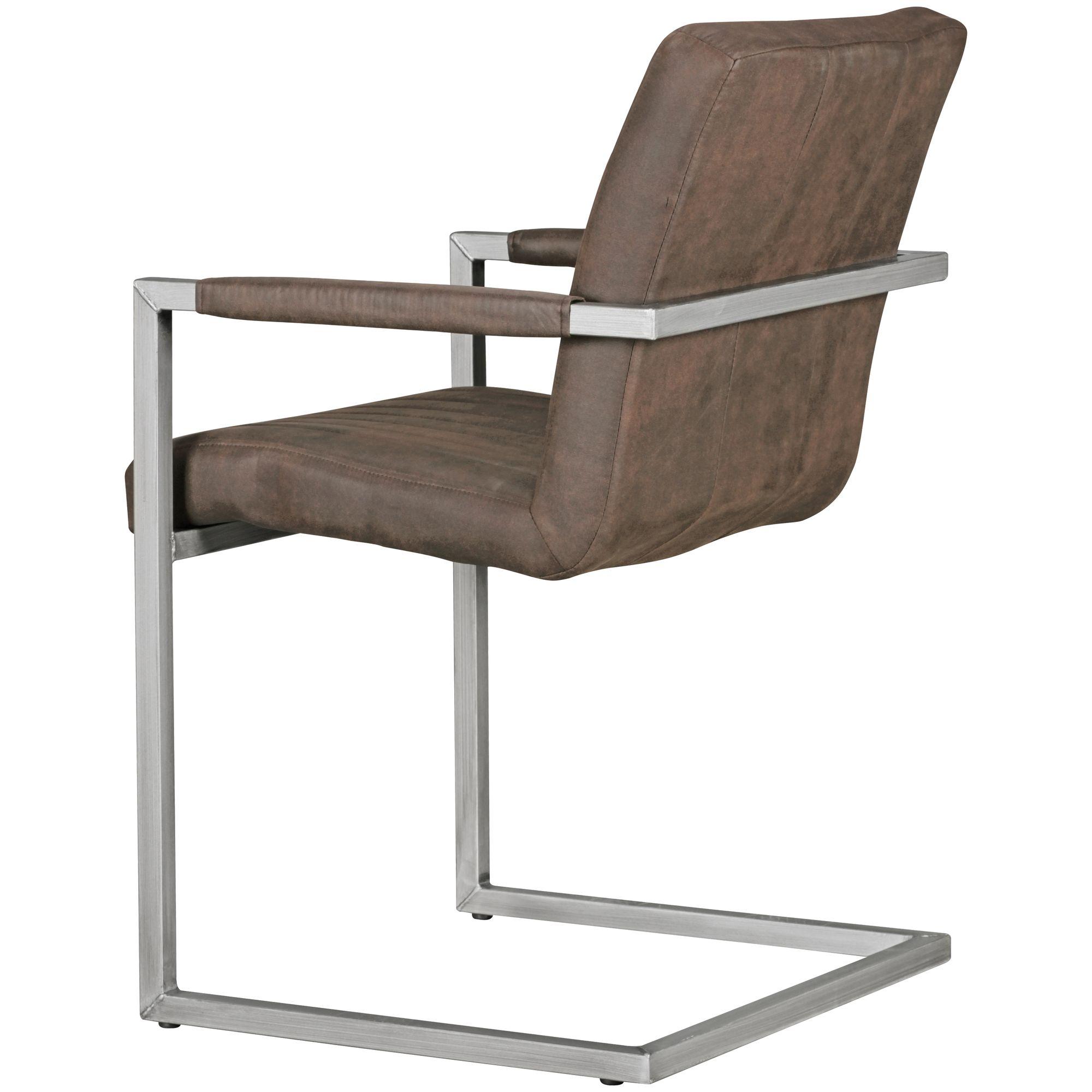 FineBuy 2er Set Esszimmerstühle MALTE Retro Design | Vintage ...