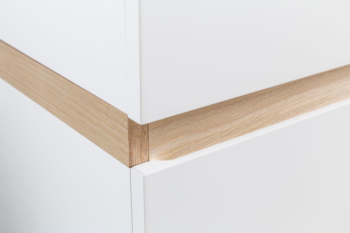 finebuy lowboard skandi 160 x 52 x 42 cm mdf holz. Black Bedroom Furniture Sets. Home Design Ideas
