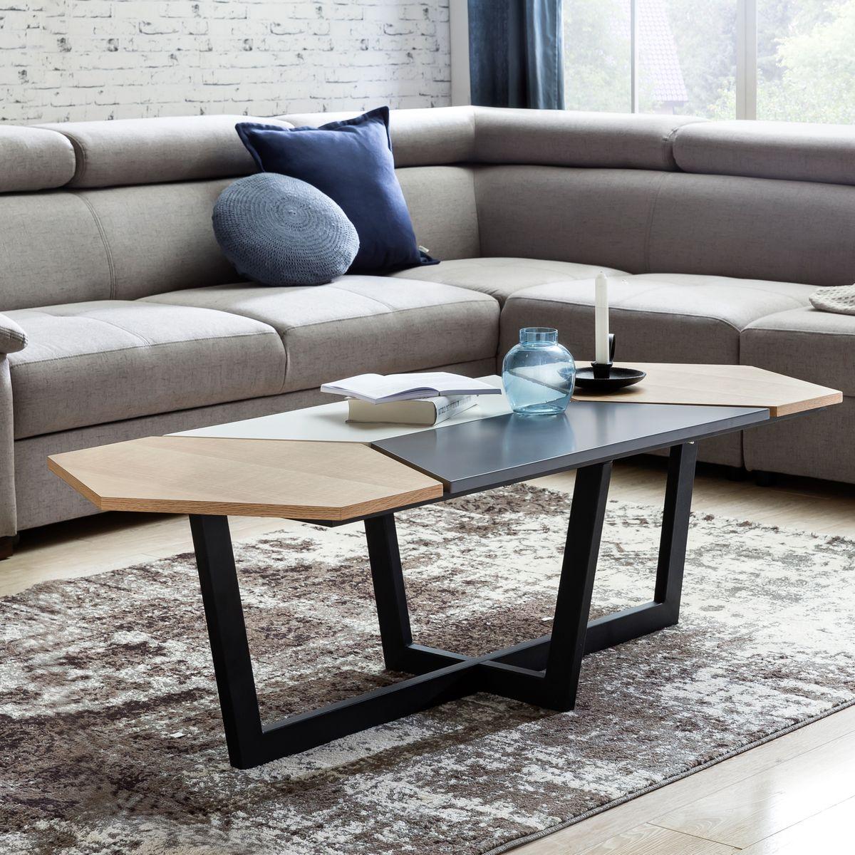 design couchtisch holz wohnzimmertisch skandinavisch retro tisch wohnzimmer m bel online. Black Bedroom Furniture Sets. Home Design Ideas