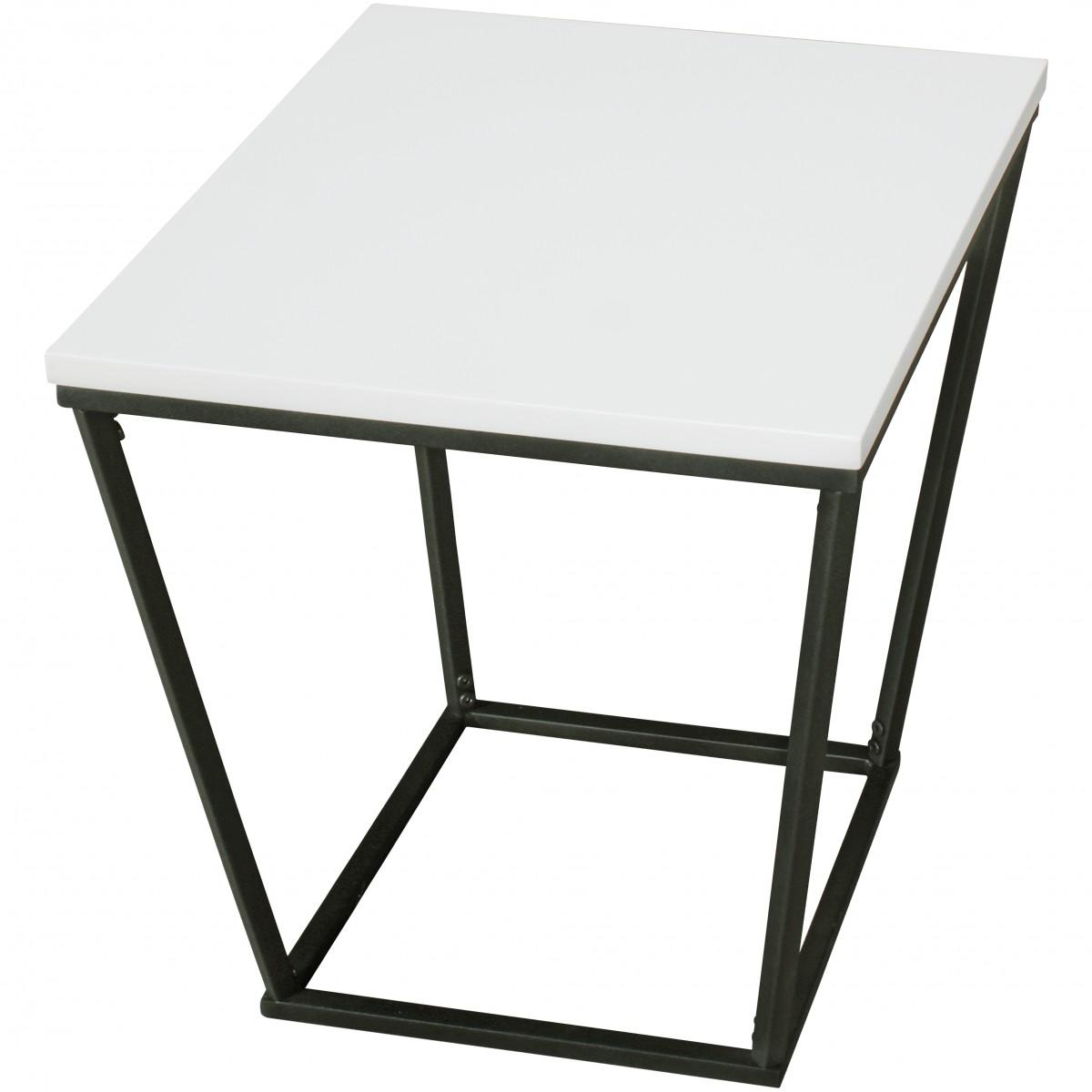 kleiner beistelltisch holz wohnzimmertisch ablagetisch. Black Bedroom Furniture Sets. Home Design Ideas