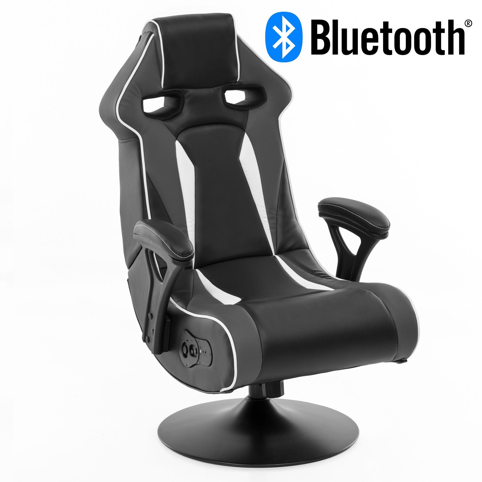 wohnling soundchair specter ii mit bluetooth racing. Black Bedroom Furniture Sets. Home Design Ideas