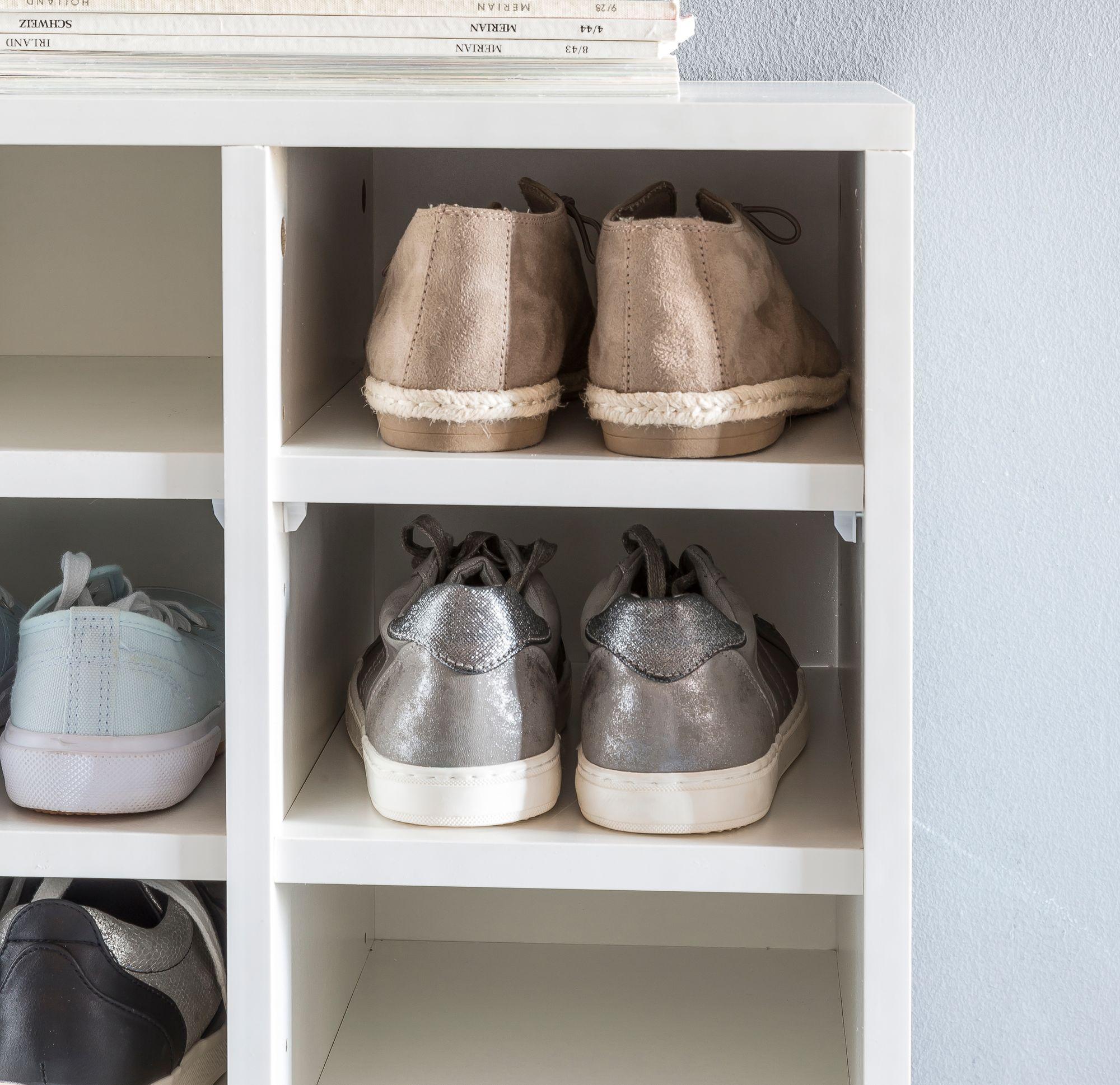 schuhablage holz affordable schuhablage holz with schuhablage holz gallery of dielenbank in. Black Bedroom Furniture Sets. Home Design Ideas