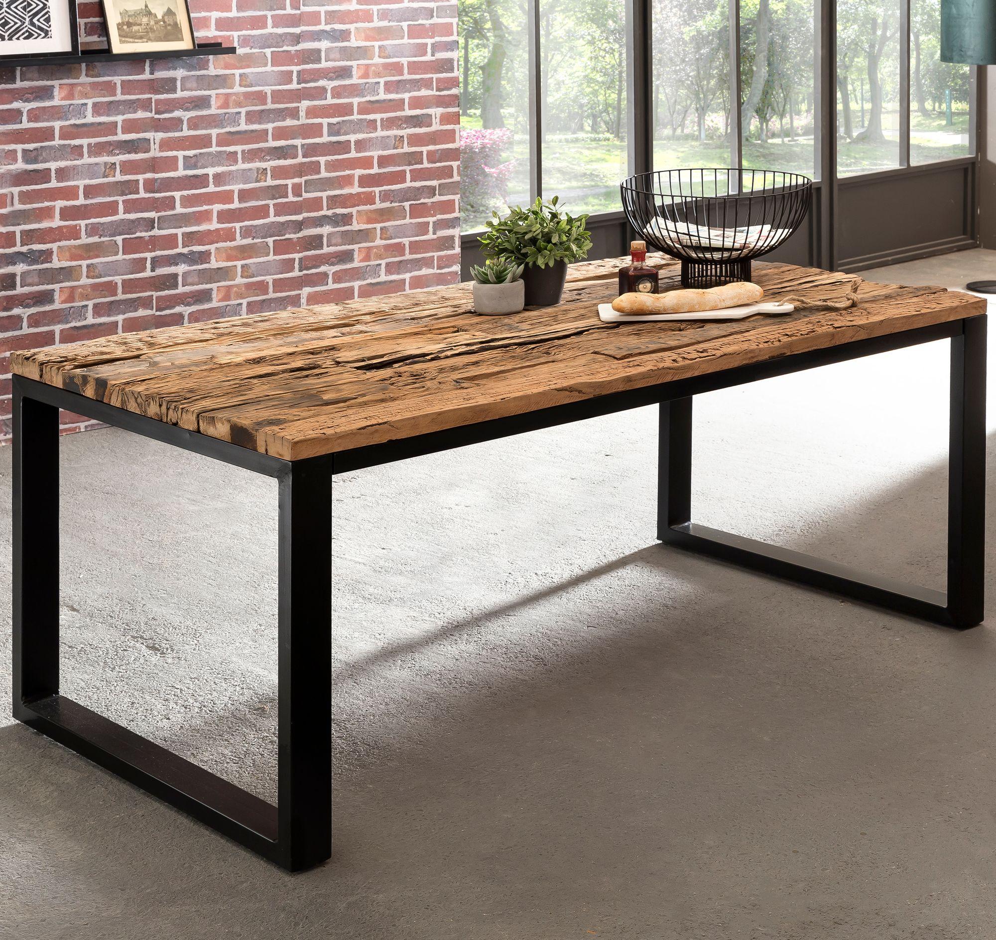 Esstisch Massivholz Esszimmertisch Küchentisch Massivholztisch Tisch
