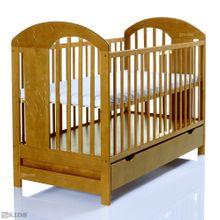 LCP Kids Kinderbett Lasse Honig 120x60 cm 001