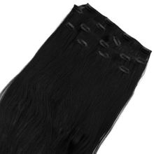 Clip In Extensions Deluxe - Virgin Remy Echthaar 40 cm