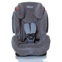 SATURN Kindersitz Sommerbezug 9 bis 36 kg Farbe: grau