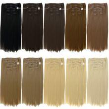 Clip In Extensions 7 Haarteile 50 cm
