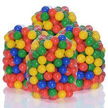 bunte Spielbälle 6 cm ( X x 100 Stück )