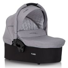 Virage Ecco Babywanne Farbe: Grey Fox