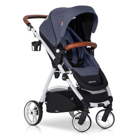 OPTIMO Denim Buggy Kinderwagen